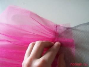 Супер пышная юбка