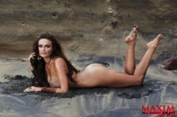 Алена Водонаева снялась для журнала MAXIM