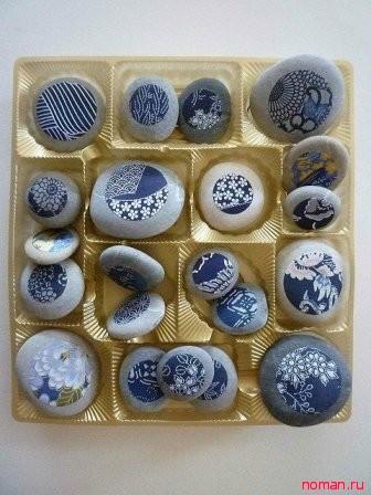 Разрисованные камни