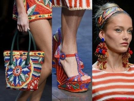 Летняя коллекция 2013 от Dolce & Gabbana