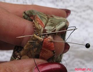 Игольница на палец