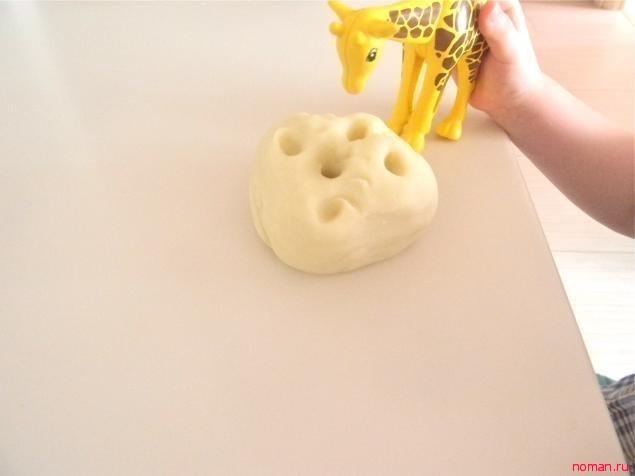 Домашний пластилин, как сделать пластилин своими руками