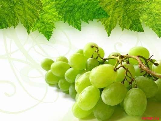 Виноград улучшает память