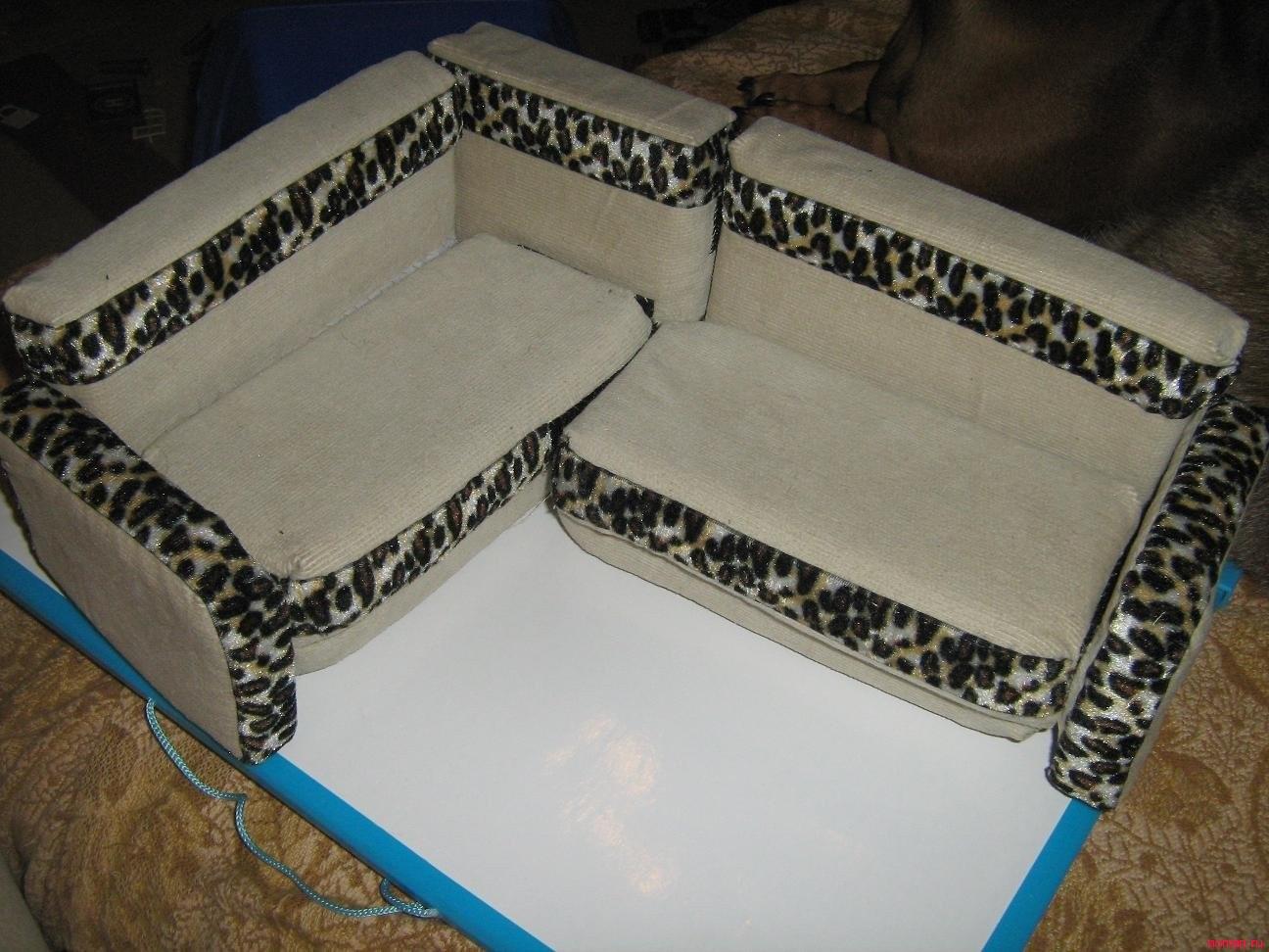 Изделия с картона своими руками