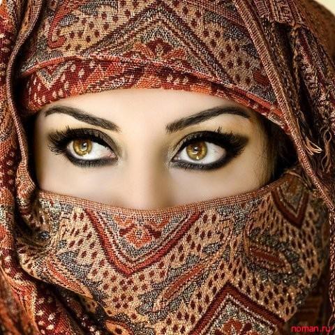 Красота восточных женщин