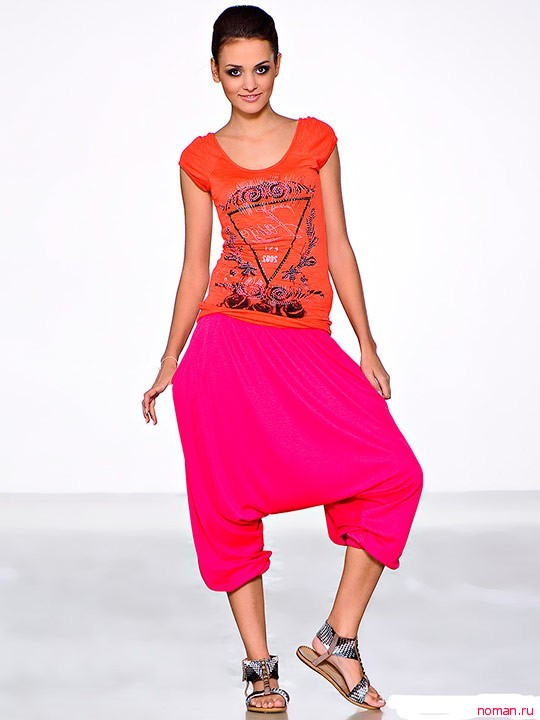 Модные брюки 2013