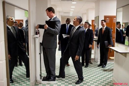 Первые люди тоже «человеки» Барак Обама