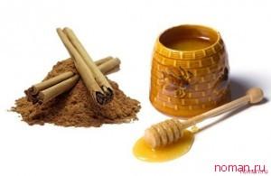 Мед и корица – сладкая парочка для здоровья