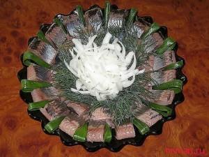 Праздничные оформления блюд