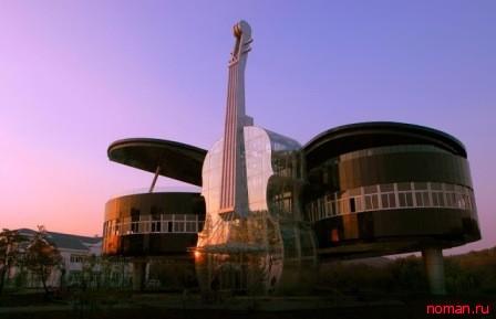 Piano House - музыкальный дом