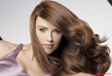 Придаем блеск волосам в домашних условиях