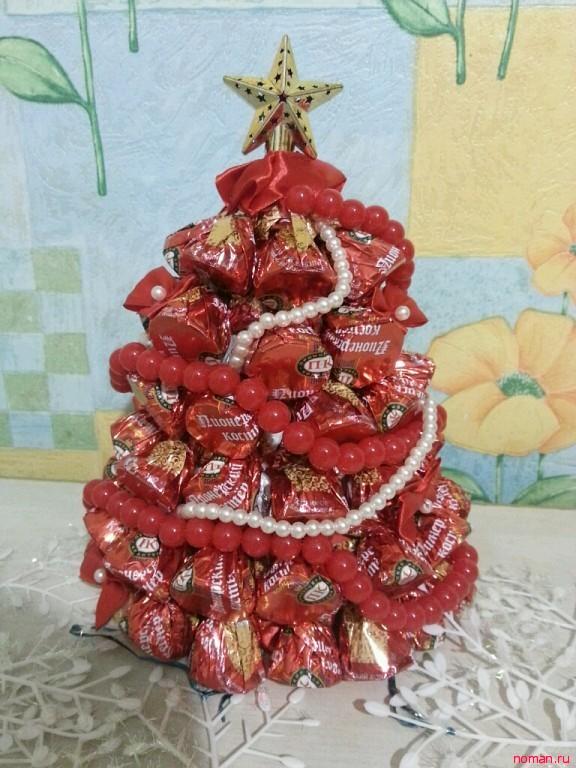 Конфетная елка