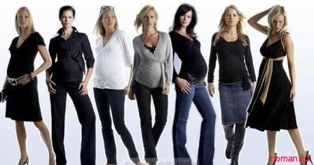 Модная беременность