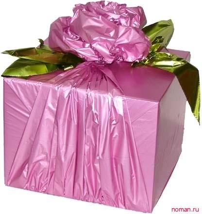 Как красиво заязать бант для подарка