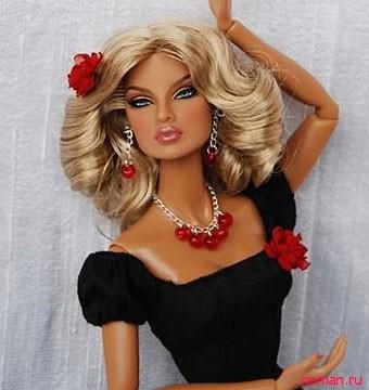 Бижутерия для куклы