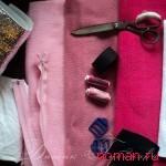 Шьем рюкзак «Нюша» Мастер-класс