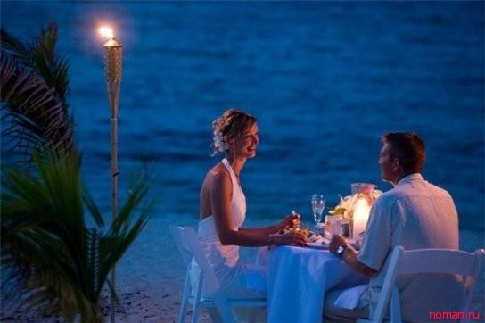 Романтический ужин – что рекомендует Фэн-Шуй