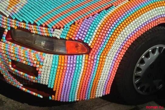 Необычные авто со всего света