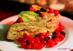 Пирог витаминный
