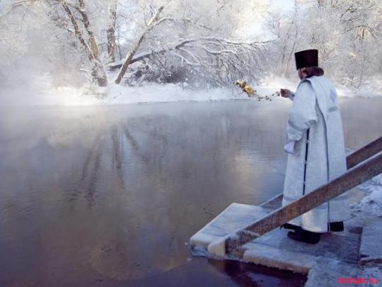 Крещенская вода – очищает и исцеляет душу и тело