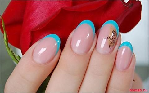 Характер женщины по форме ее ногтей