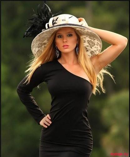Все дело в женской шляпке