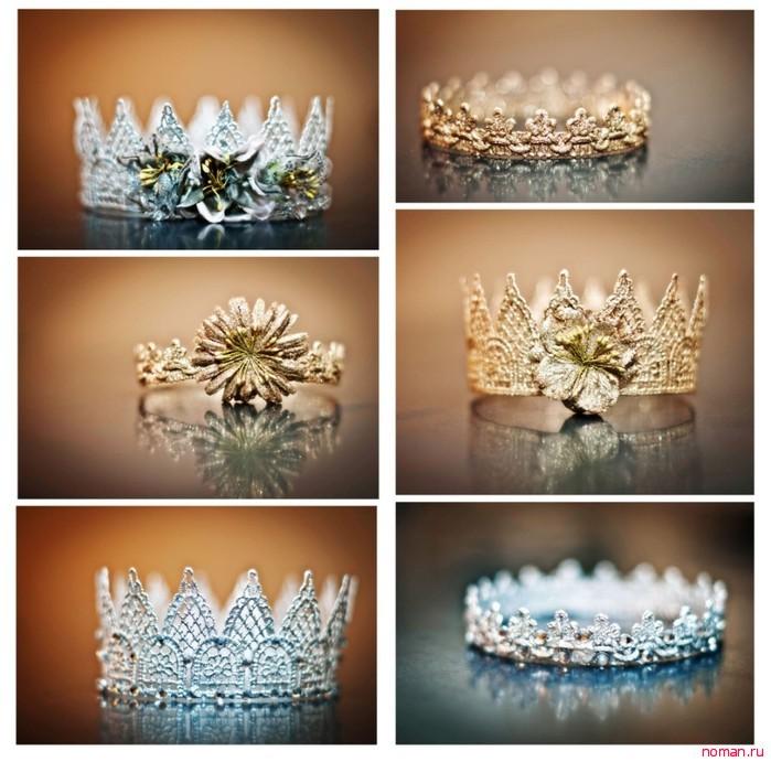 Как сделать корону для принцессы своими руками 647