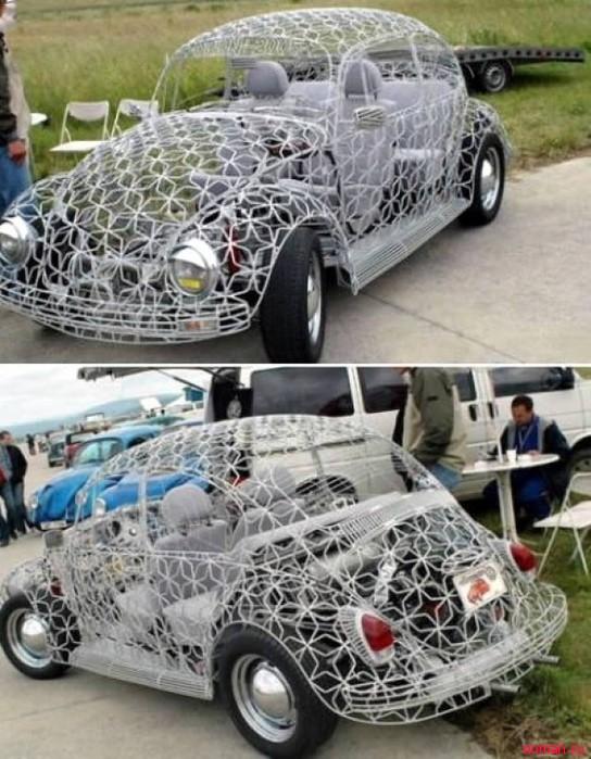 Необычные машины со всего света