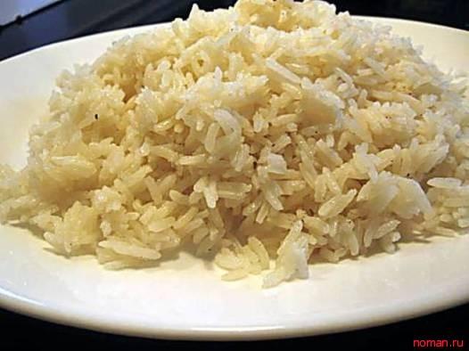 Рис по-французски