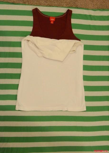 Летнее трикотажное платье для беременных