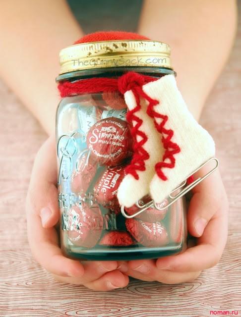 Как сделать креативные подарки на новый год своими руками