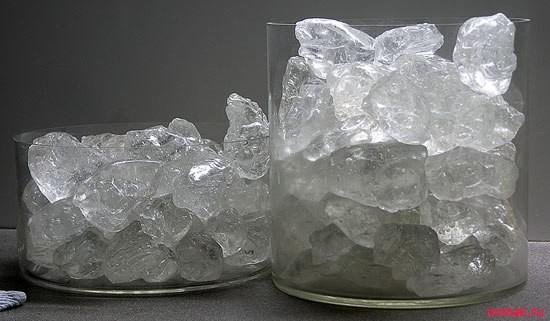 Такой привычный коктейльный лед