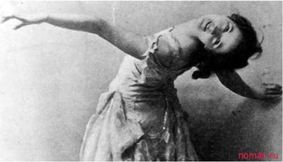 Айседора Дункан - женщина легенда