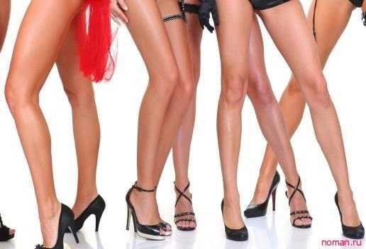 Как можно удлинить ноги