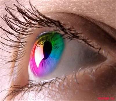 Цветные линзы – подбираем правильно