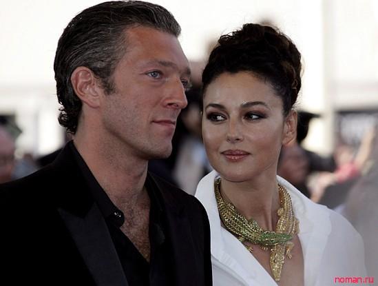 """Моника Белуччи о своем """"гостевом браке"""" с мужем"""