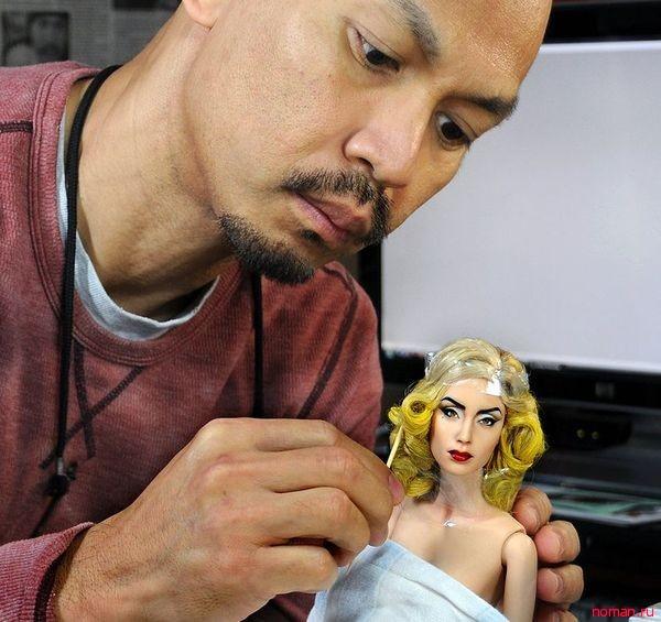 Новые лица кукол Ноэля Круза