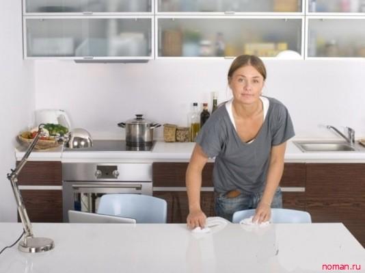 Как быстро навести порядок на кухне