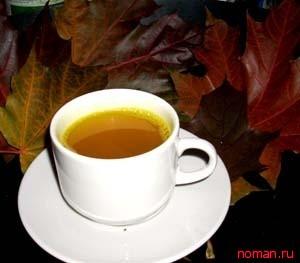 Напитки c куркумой для здоровья и долголетия