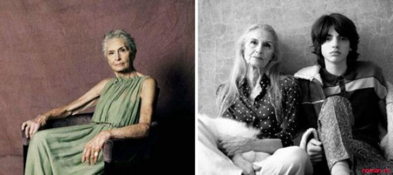 Красивая старость - женщины за 50