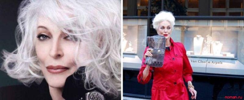 Кармен Делл'Орефис, 81 год
