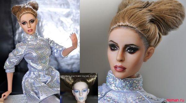 Новые лица для кукол