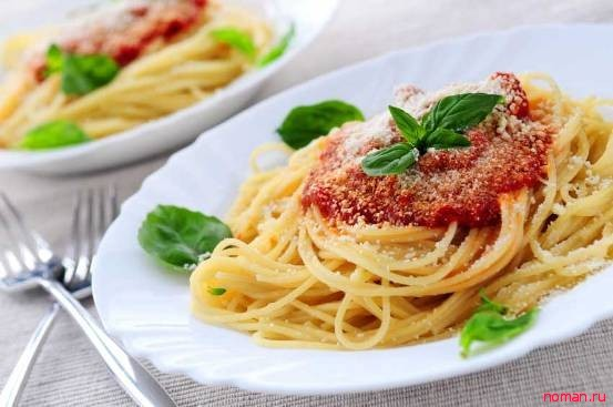 Сбалансированный рацион питания - завтрак, обед и ужин