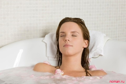 Долой усталость - расслабляющие ванны