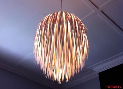 Лампа из ИКЕЯ