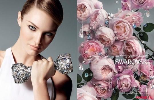 Блестящая кампания Swarovski весна-лето 2013
