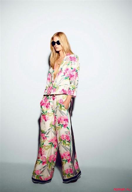 Пижама-пати – модный стиль сезона весна-лето 2013.