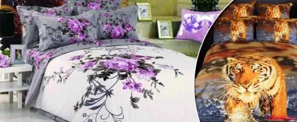 Самая модная спальня: основные тренды постельного белья