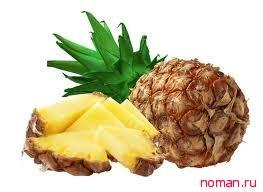 полезные ананасы