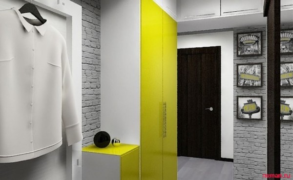 яркие двери